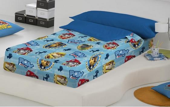 Ropa para cama de dibujos animados | comprarbienseguro